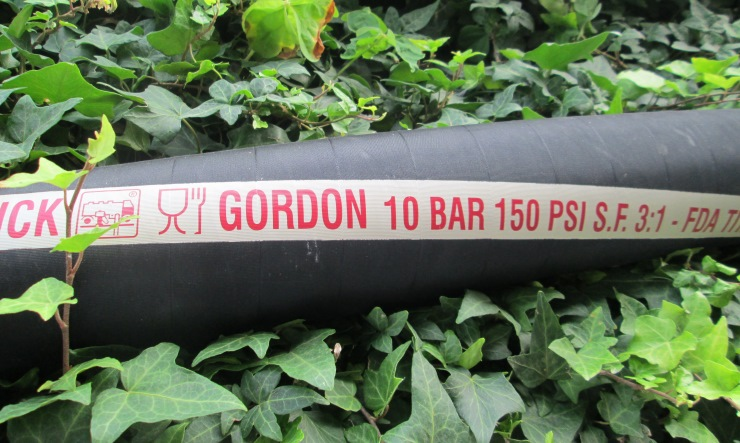 Truck Gordon, the ATEX safety in food environment