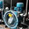 Flexible hoses for peristaltic pumps