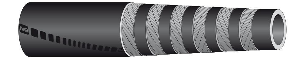 Flexible peristaltic hoses