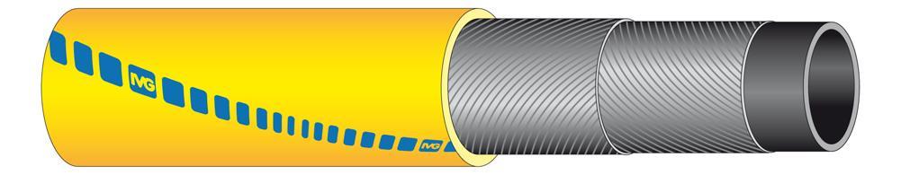 tubo per aria compressa ad alta pressione